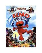 Elmo in Grouchland DVD