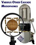 Cascade Microphones B-Stock