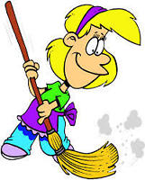 CLEANING ONLY $40 !!! per floor