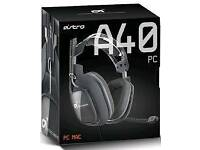 Astro A40 Headset PC PS4 XBOX