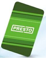 Found Presto Bus Card on Kent this morning