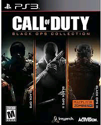 Wanted Call of Duty: Black Ops Collection