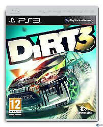 PS3 DIRT 3 (LOTS OF OTHER TITLES AVAILABLE)