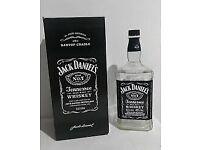 Jack Daniels 3 Litre Empty Bottle for sale  Newton Mearns, Glasgow