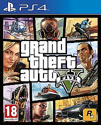 PS4 games Minecraft and GTA5