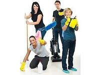 Cleaners needed Immediate Start £8-£9PH Cash in hand paid weekly/daily