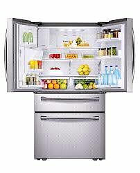 boxing day sale 801 litres samsung  fridge 1 year  warranty Auburn Auburn Area Preview