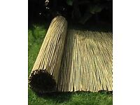 Bamboo Fence Screening for sale.