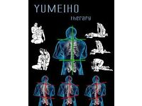 Yumeiho Massage Therapy - Treating pain in the back, neck, shoulders, headaches, etc.