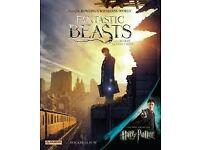 Fantastic Beasts / Harry Potter Panini Sticker album sticker swaps