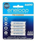 Eneloop AAA