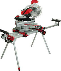 Scie onglet et support Milwaukee miter saw with stand 6955-20