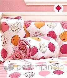 Crib bedding set Made In Canada new lower price London Ontario image 1