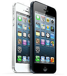 iPhone 5G,5S,5C screen replacement - Black or White - $99
