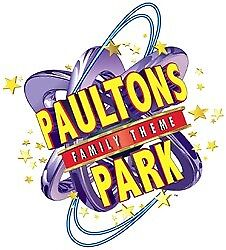 2 x Paultons park tickes