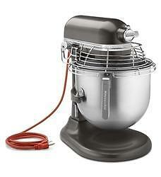 KitchenAid 8 Qt Commercial Stand Mixer- KSMC895