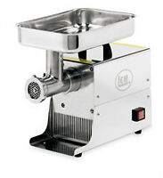 Lem #5 Stainless Steel Big Bite Grinder - .25 HP W777