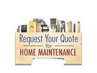 Reliable friendly and professional property maintenance service,