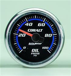CADRAN PRESSION HUILE NEUF/ OIL PRESSURE GAUGE NEW