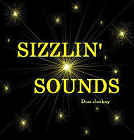 Sizzlin' Sounds Disc Jockey
