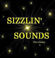 Sizzlin' Sounds Disc Jockey