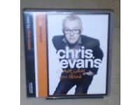 Chris Evans CD Talking Book (Its not what you think) Read By Chris Evans