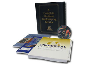 Universal Accounting Bookkeeping Training