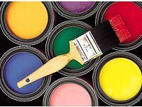 Job vacancy for a Painter and decorator / labourer Newbury area
