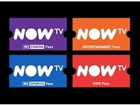 Now tv 2 months free *code*