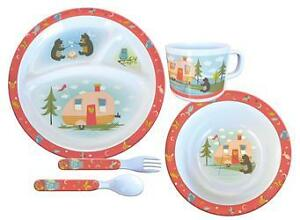 Camp Casual Childs Dish Set