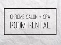 Business Room Rental at Chrome Salon + SPA