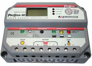 ProStar, PWM-MPPT 12/24/48V, 15-40A Solar PV Charge Controller
