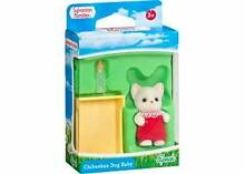 Sylvanian Families Chihuahua Dog Baby #SF5071 Brand NEW in Box Somersby Gosford Area Preview