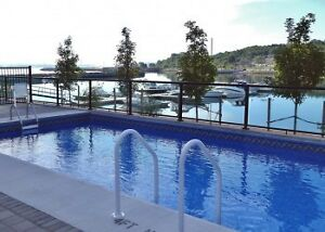 Waterfront Luxury Condo - View your sailboat from your home!