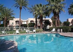 Palm Springs Calif. Mesquite Condo Rental