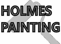 HOLMES PAINTING & DRYWALL - 1 ROOM FOR $100 - EXT WINDOWS $10