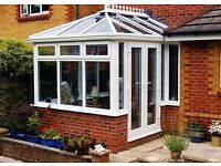 Conservatory Exterior Cleaning Plus Double Glazing Fascia Soffits and Guttering