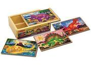 Childrens Wooden Jigsaw Puzzles