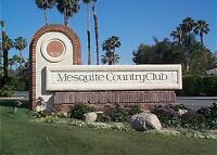 Palm Springs Calif. Condo Rental Dec. 24 to Jan. 15