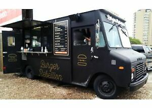 Food Truck and Location for Lease!