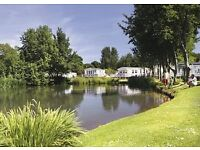 CARAVAN HAGGERSTON CASTLE WANTED FOR JULY, OR LODGE