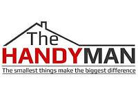 Affordable Handyman Services. 587-589-0243