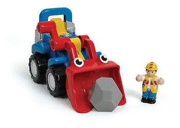 WOW Toys - Lift-it Luke NEW * kids child toy imaginative play
