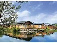 Static Lodge for sale earn up to £24,500 per year Lake District Investement