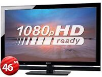 """Sony Bravia 46"""" LCD TV 1080p Excellent condition"""