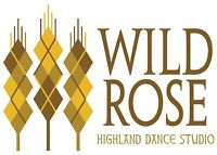 Highland Dance Lessons in north central Calgary