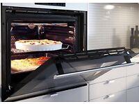Cooker/ integrated oven/ hob installation Description We