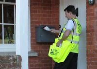 *** Affordable and Reliable Door to Door Flyer Distribution ****