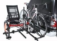 HOLLYWOOD RECUMBENT CAR RACK