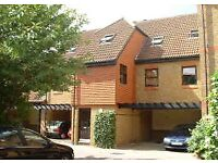 A cosy one bedroom ground floor flat with parking